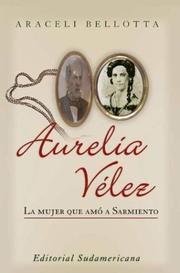 Cover of: Aurelia Vélez