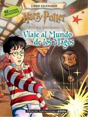 Cover of: Viaje Al Mundo de Los Magos - Harry Potter /Con Stickers