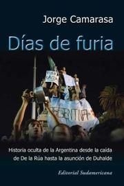 Cover of: Días de furia