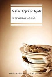 Cover of: El devorador anónimo