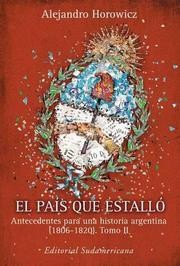 Cover of: El Pais Que Estallo II