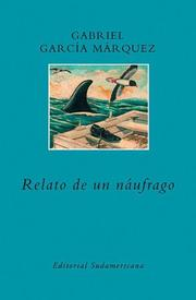 Cover of: Relato De Un Naufrago