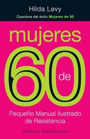 Cover of: Mujeres de 60/ Women in Their 60s