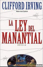 Cover of: La ley del manantial