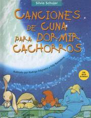 Cover of: Canciones de Cuna Para Dormir Cachorros with CD (Audio)