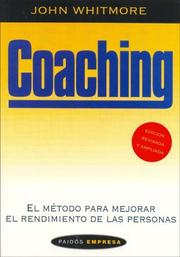 Cover of: Coaching En Accion