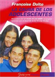 Cover of: La Causa de Los Adolescentes