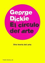 Cover of: El Circulo del Arte