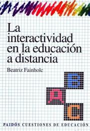 Cover of: Interactividad En La Educacion a Distancia