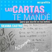 Cover of: Las Cartas Que No Te Mande/the Letters That I Didn't Send You