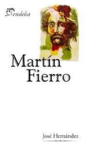 Cover of: Martin Fierro - Bolsillo