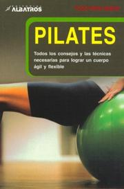 Cover of: Pilates