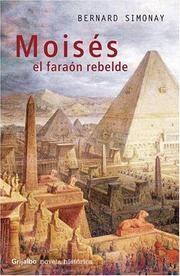 Cover of: Moises, El Faraon Rebelde