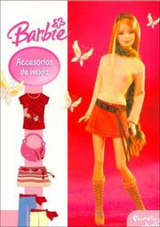 Cover of: MODAS  DE  BARBIES  EN  TERNO  DE  BAÑO Barbie Accesorios de Moda