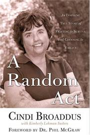 Cover of: A Random Act | Cindi Broaddus