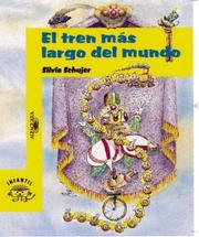 Cover of: El Tren Mas Largo del Mundo
