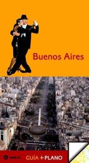 Cover of: Buenos Aires / Argentina - Guia + Plano