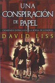 Cover of: Una Conspiracion de Papel