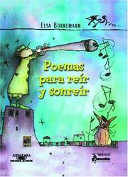 Cover of: Poemas Para Reir y Sonreir by Elsa Bornemann