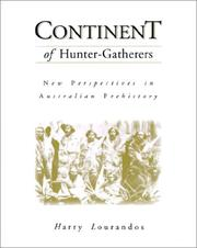 Cover of: Continent of hunter-gatherers