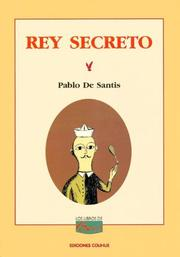 Cover of: Rey Secreto