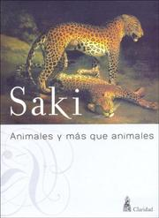 Cover of: Animales y Mas Que Animales