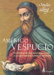 Cover of: Americo Vespucio