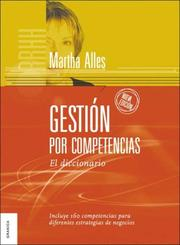 Cover of: Gestion Por Competencias by Martha Alicia Alles