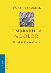 Cover of: La Maravilla del Dolor
