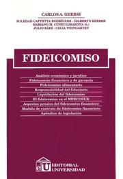 Cover of: Fideicomiso