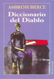 Cover of: Diccionario del Diablo