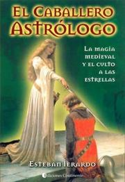 Cover of: El Caballero Astrologo