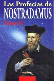 Cover of: Profecias - Nostradamus