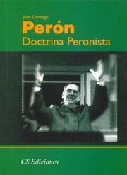 Cover of: Doctrina Peronista
