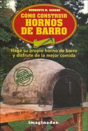 Cover of: Como construir hornos de barro/ How to Build Earth Ovens