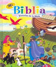 Cover of: Mi Biblia