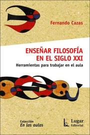 Cover of: Ensenar Filosofia En El Siglo XXI