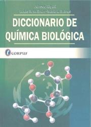 Cover of: Diccionario de Quimica Biologica