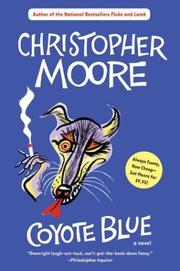 Cover of: Coyote Blue | Christopher Moore