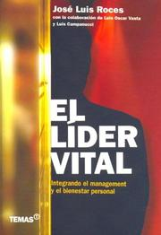 Cover of: El Lider Vital