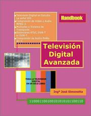 Cover of: Television Digital Avanzada