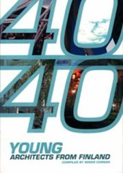 Cover of: 40/40 Young Architects from Finland