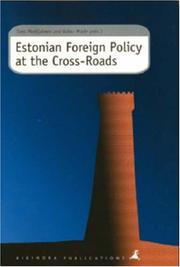 Cover of: Estonian Foreign Policy at the Cross-roads