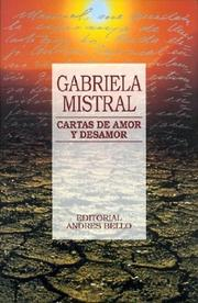 Cover of: Cartas de amor y desamor
