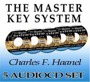 Cover of: The Master Key System (Set of 5 Audio CDs)