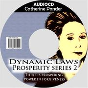 Cover of: Catherine Ponder:The Dynamic Laws of Prosperity Series 2  | Catherine Ponder