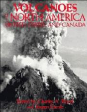 Cover of: Volcanoes of North America |