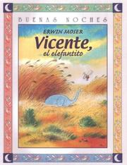Cover of: Vicente el elefantito