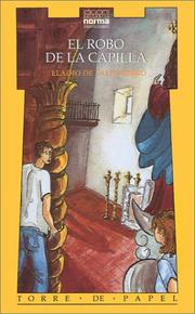 Cover of: El Robo De LA Capilla