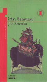 Cover of: Ay, Samurai (Torre de Papel)